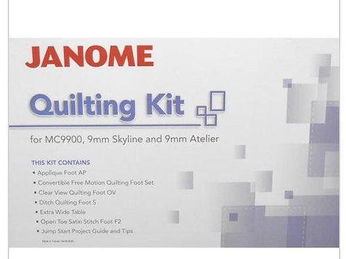 Janome Quilting Kit JQ7