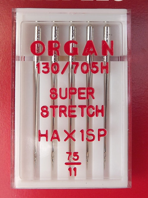 Organ HAX 1SP Serger / Overlock Needles