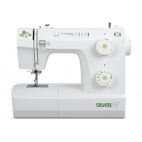 Silver 25-1 Sewing machine