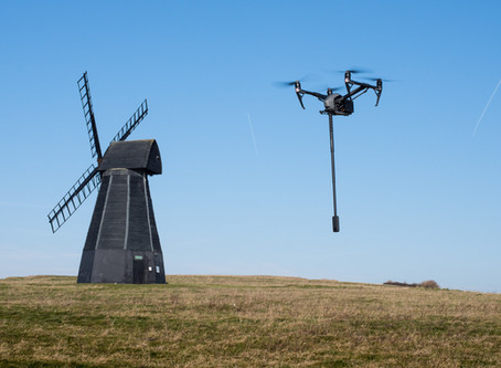 Mounting the Insta360 One X to the DJI Inspire 2