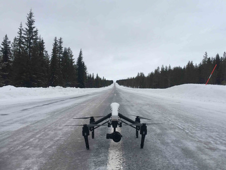 Flying A Drone In Extreme Cold Environments