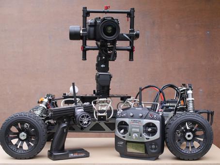 The RC Buggy Cam: Tech Spec