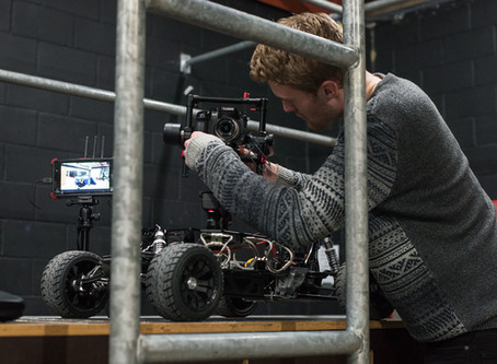 Filming Parkour with a Buggy Cam - Behind the Scenes
