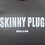 Thumbnail: Unisex Skinny Plug Sinaloa T-Shirt
