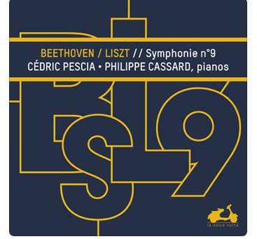 Beethoven's Ninth Symphony by way of Franz Liszt