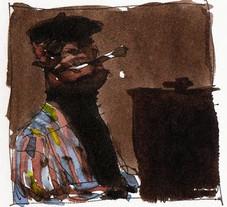 Piano Man.