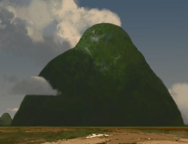 Sacred Mountain.