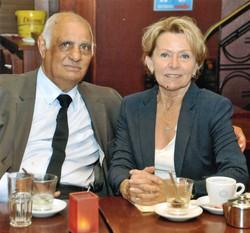 Joseph et Germaine Bouglione