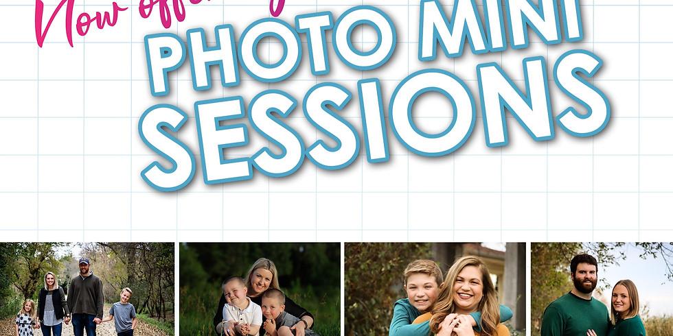 Photo Mini-Sessions July
