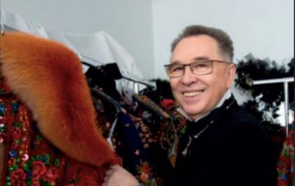 FASHION EXPERT Vyacheslav Zaitsev