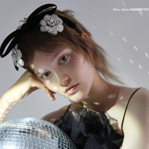CRYSTALIZED Lina Hoss by Alexandra Leroy