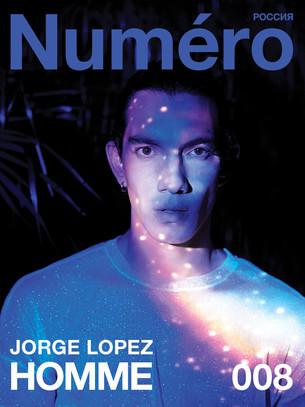 #NUMERORUSSIADIGITALHOMME 008 Jorge Lopez by Ricardo Abrahao
