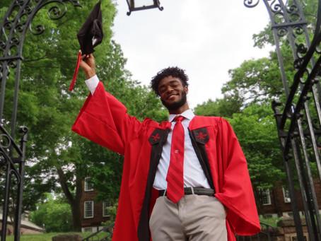 Now Booking Graduation Portraits!
