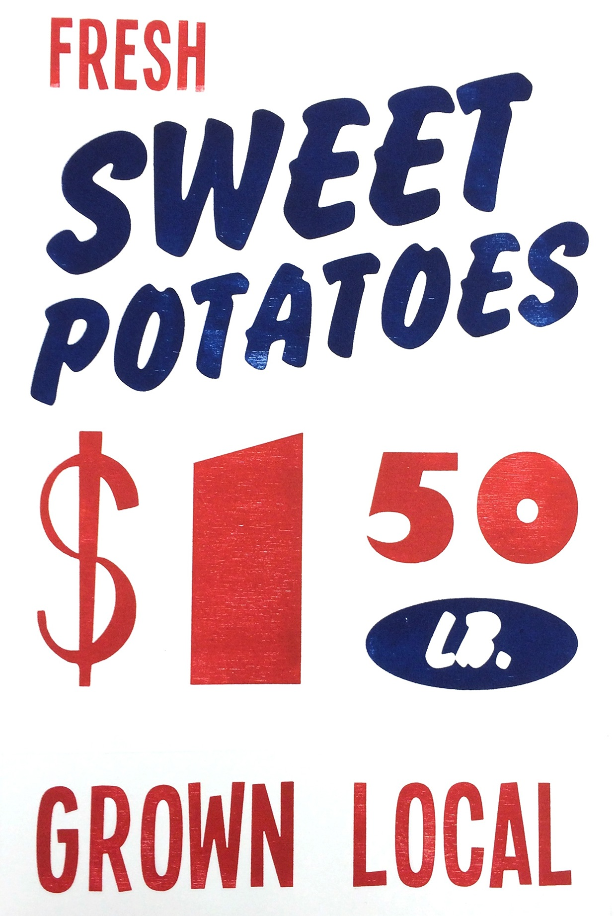 Sweet Potatoes 2015