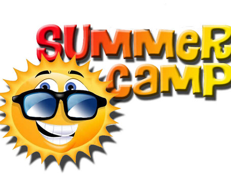 SUMMER CAMP REGISTRATION BEGINS APRIL 15th