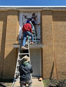 Greenwood Mississippi Community Center St. Francis Center Sign