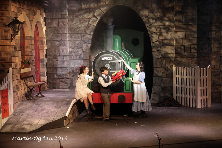 The Railway Children Scenery