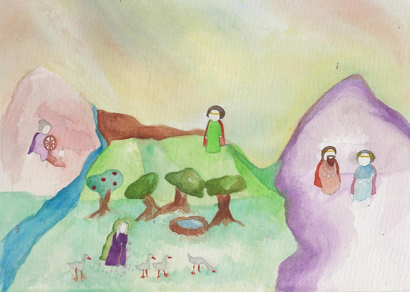 רועת האווזים אצל הבאר_תמונה למודעה (2).j