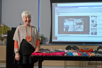 Mai Niemi on Pinterest at the Fashion Institute in NYC