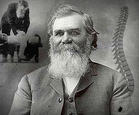 Daniel David Palmer chiropracteur