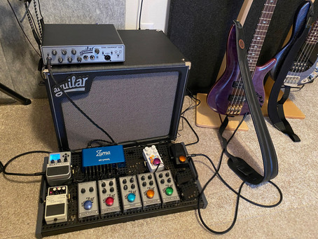 My Bass Rig(s)