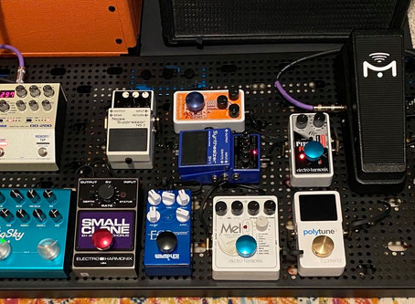 Copy of BigScotty's Pedal Board