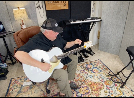 FREE VIDEO - Open Tuning In The Key of D