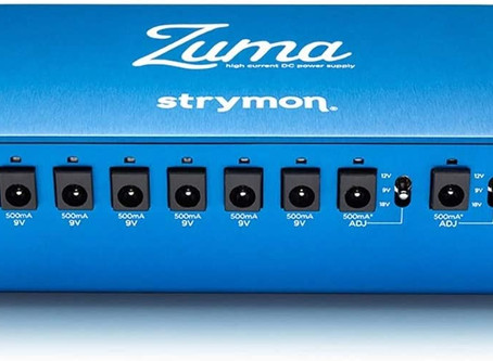 Strymon Zuma Pedal Power Supply - Quick Look