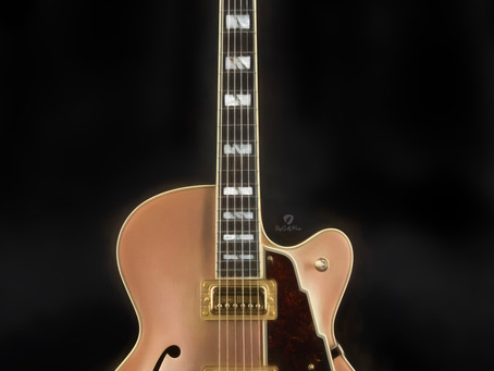 Guitars I Love - D'Angelico Deluxe 175