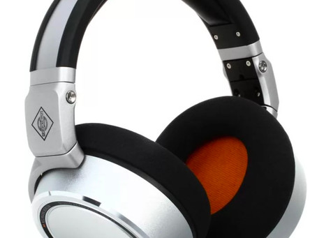 Studio Reference Headphones - Neumann NDH20