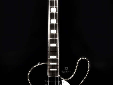 Guitars I Love - Musicvox Spaceranger Bass