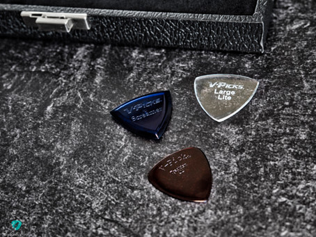 V-Picks - Guitar Gear Porn