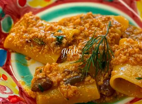 Gusto, les plaisirs italiens (les vrais!)