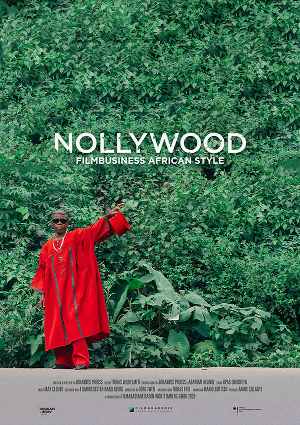 Nollywood Poster