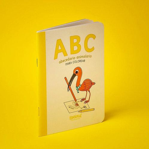 Abc para colorear/ Raul Orozco