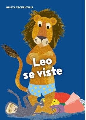 Leo se viste / Britta Teckentrup