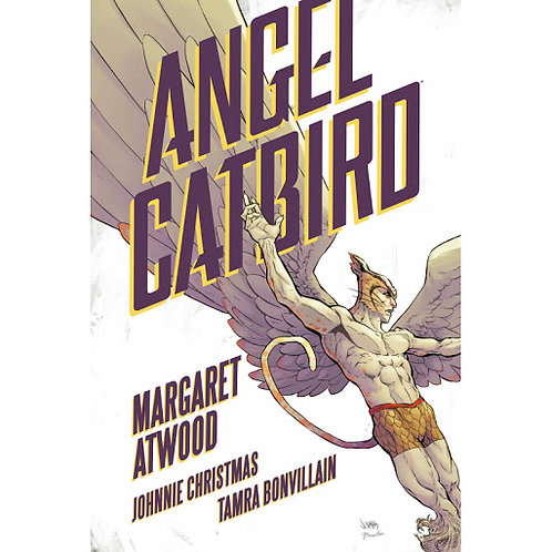 Angel Catbird / Atwood y Christmas