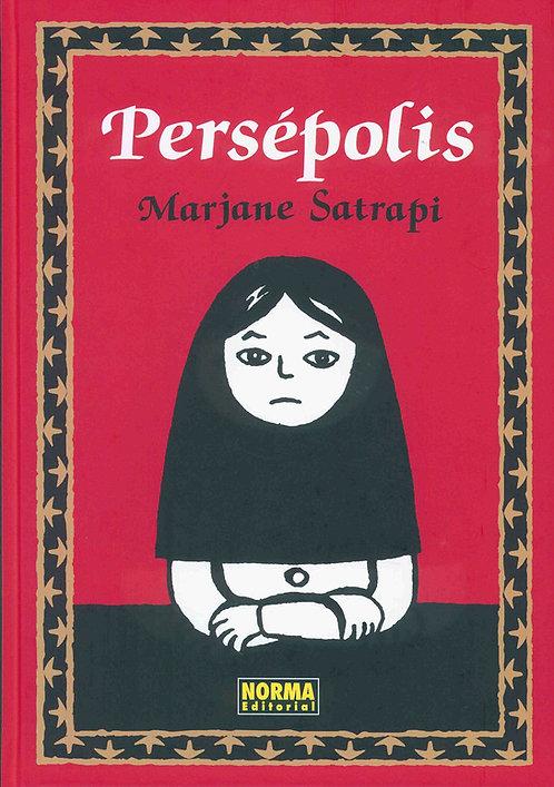 Persépolis / Marjane Satrapi