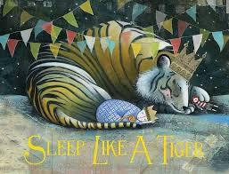 Sleep like a tiger /Longue y Zagarenski