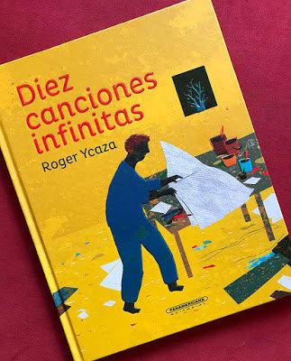 Diez canciones infinitas / Roger Ycaza