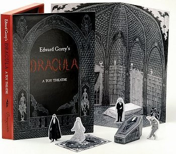 Dracula A toy theater / Edward Gorey