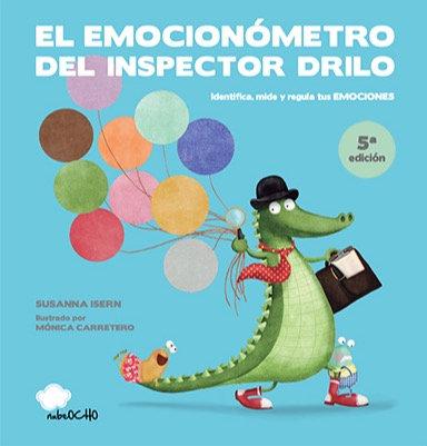 El emocionómetro del inspector Drilo / Isern y Carretero