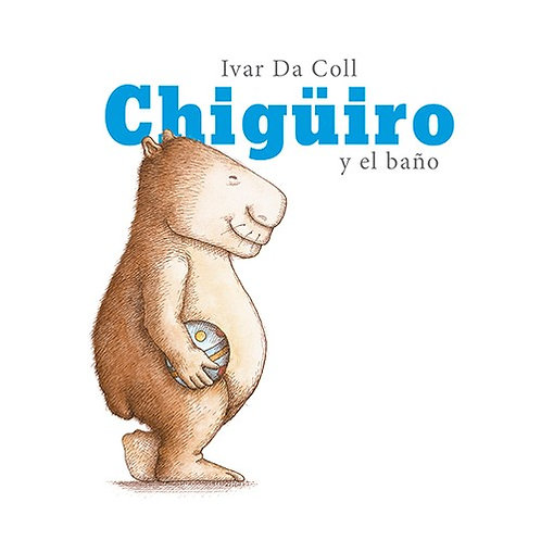Chigüiro y el baño / Ivar Da Coll