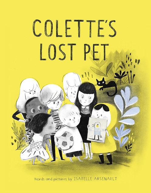 Colette´s lost pets / Isabelle Arsenault