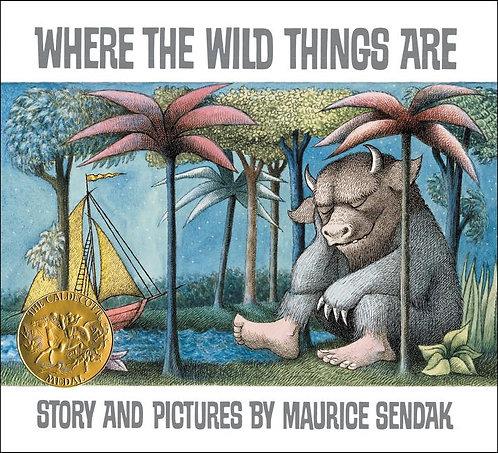 Where the wild things are / Maurice Sendak