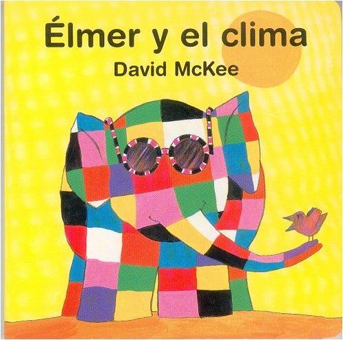 Élmer y el clima / David Mckee