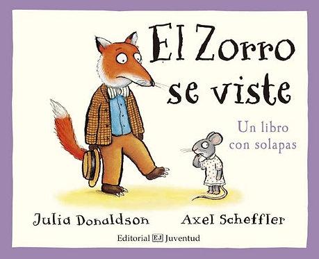El zorro se viste / Donaldson y Scheffler