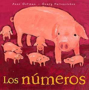 Los números / Gutman y Hallensleben