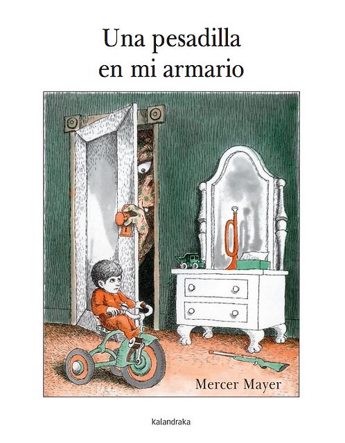 Una pesadilla en mi armario / Mercer Mayer