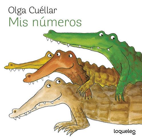 Mis números / Olga Cuéllar